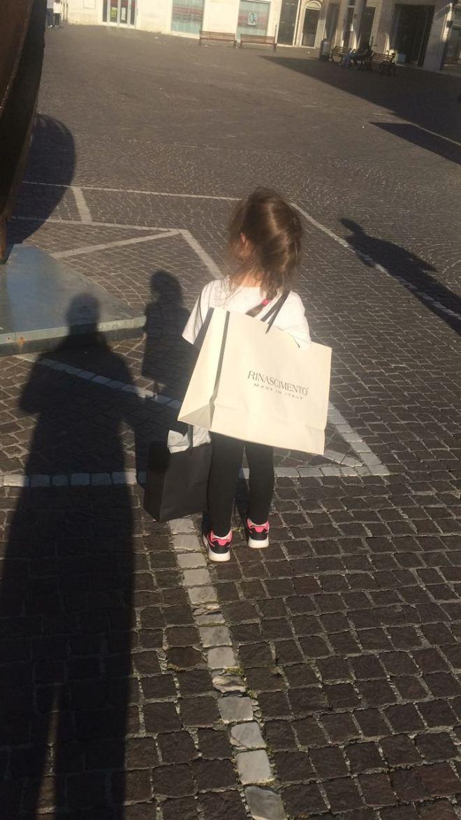 La mia bambolina di compere